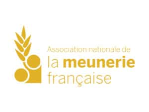 Logo Association nationale de la meunerie française
