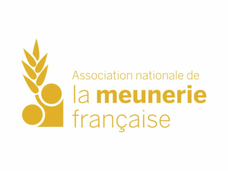 Logo Association nationale de la meunerie française