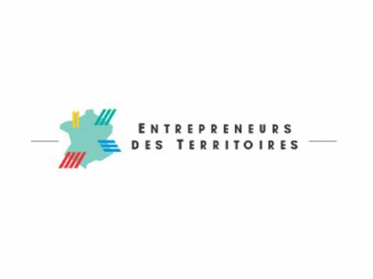Logo Entrepreneurs des territoires