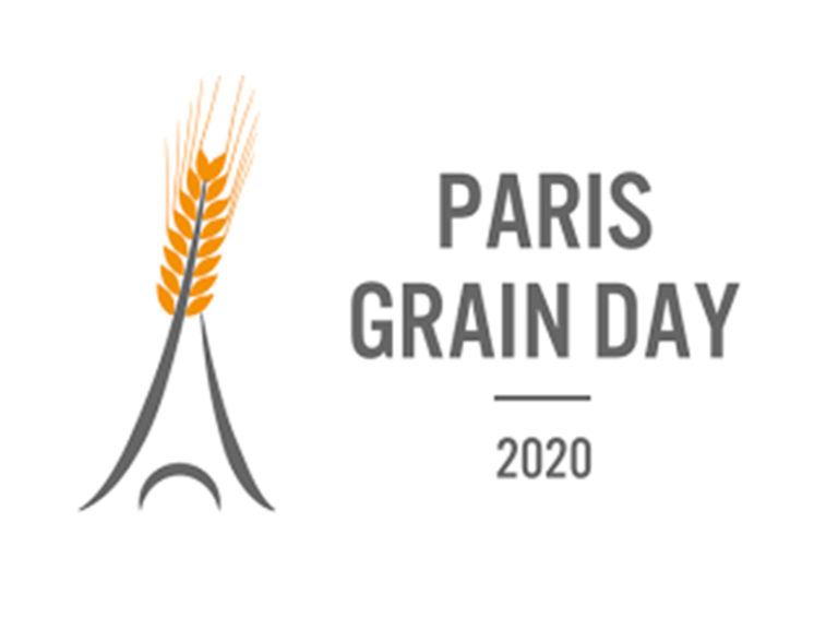 Logo Paris Grain Day 2020